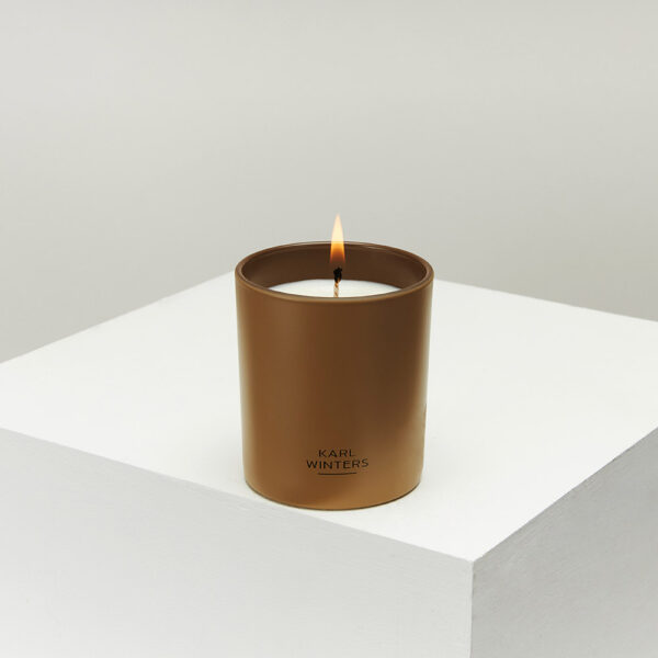 Luxury Scented Candle made with natural soy coconut wax.