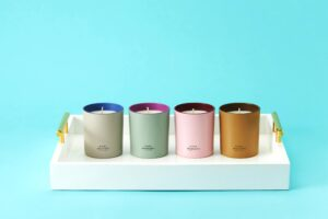 aesthetic candles for gifting